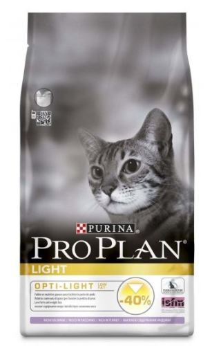 Purina Pro Plan Cat Light Turkey & Rice