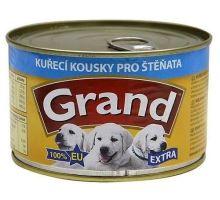 GRAND konzerva štěně