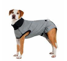 Ochranný obleček na trup po operaci šedý