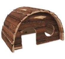 Domek SMALL ANIMAL Hobit dřevěný 36,5 x 22 x 20 cm 1ks