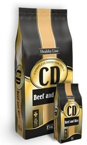 Delikan CD Beef+Rice