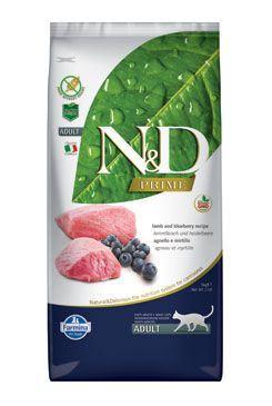 N&D PRIME CAT Adult Lamb & Blueberry