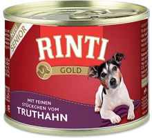 Rinti Dog Gold konzerva senior