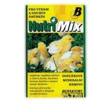 Nutri Mix pro drůbež výkrm a odchov plv
