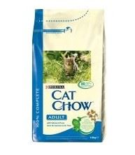 Purina Cat Chow Adult - losos 1,5 kg