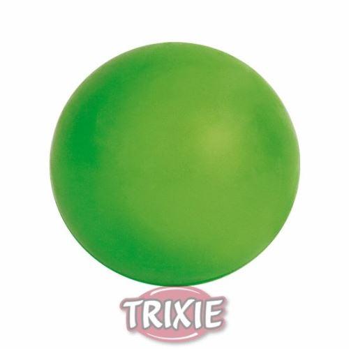 Plovoucí míč, tvrdá guma 7cm TRIXIE