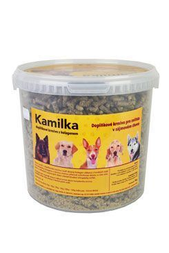 KAMILKA dopl. kolagenové krmivo pro psy