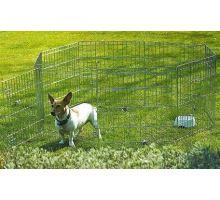 Ohrádka kovová pro psa Dog Park 1 VÝPRODEJ