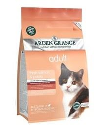 Arden Grange Adult Cat with fresh Salmon & Potato