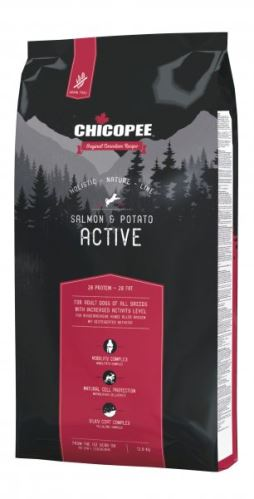 CHICOPEE HOLISTIC ACTIVE SALMON-POTATO