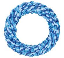 Bavlněný kroužek spletený 14 cm