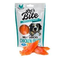 Brit Let's Bite Meat Snacks Chicken Fillet