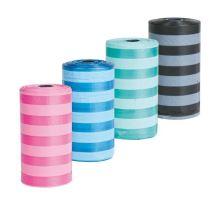 Náhradní barevné sáčky na trus 8 rolí á 20 ks