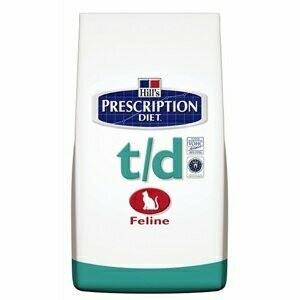 Hill's Fel. T/D Dry 5kg