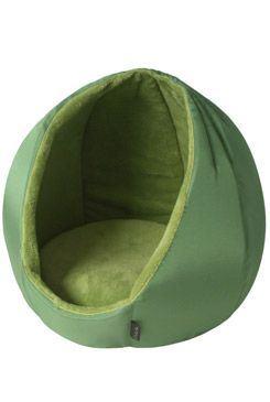 Pelech domek Kukaň KING zelená