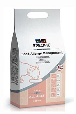 Specific FDD HY Food Allergy Management
