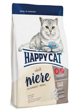 Happy Cat Supr.Adult Fit&Well Diet Ledviny 1,4kg