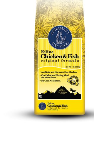 Annamaet Feline Chicken & Fish