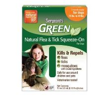 Sergeanťs Green spot on pro psy