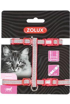 Postroj kočka SHINY nylon