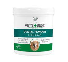 VET´S BEST Prášek na zuby pro psy, 90g