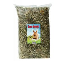Seno domácí s bylinkami 40 l