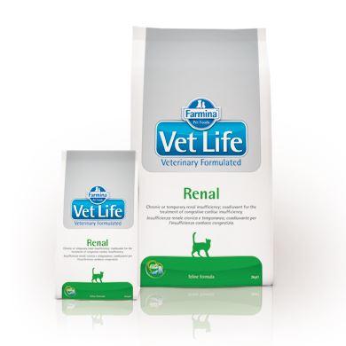 Vet Life Natural CAT Renal