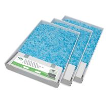 ScoopFree™ , Náhradní podestýlka Blue Crystal, 3 ks