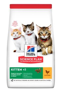 Hill's Feline Dry Kitten Chicken