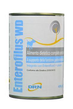 Enterofilus W/D konzerva pes 400g