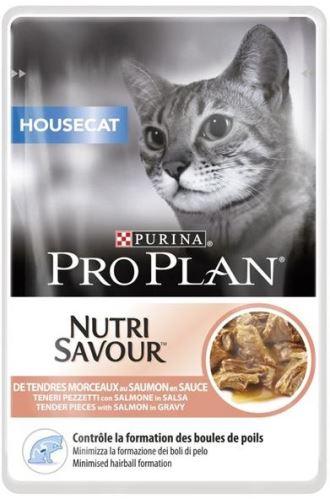 Purina PRO PLAN Cat kaps. Housecat Salmon 85g