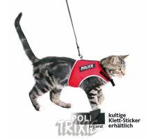 XCat postroj vestička pro kočky 24-42cm/1,20m