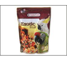 Krmivo Exotic směs ovoce, obilovin a semen pro velké papoušky 600g