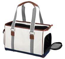 Přenosná taška ELISA 20x26x41 cm bílá