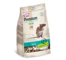 LOLO PREMIUM krmivo pro potkany 750 g sáček