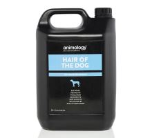 ANIMOLOGY Šampon Hair of the Dog, koncentrát 20:1, 5l