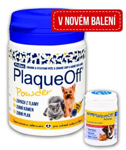 PlaqueOff Animal pro psy a kočky