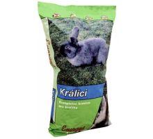 Krmivo pro králíky KLASIK granulované
