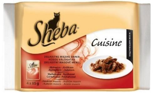 Sheba kapsa Cuisine