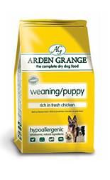 Arden Grange Weaning/Puppy rich in fresh Chicken & Rice