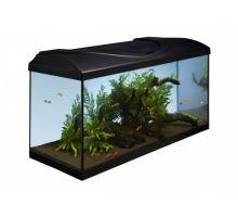 Akvarijní set 80 - černá 80x35x40 cm