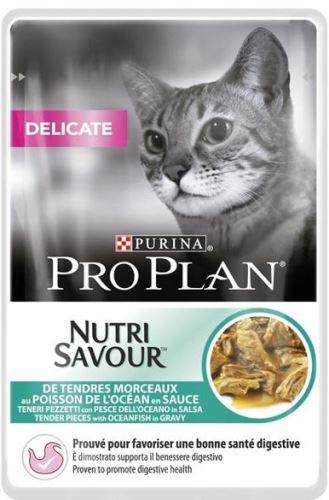 Purina PRO PLAN Cat kaps. Delicate OceanFish 85g