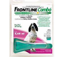 Frontline Combo Spot on Dog L 1x1 pipeta 2.68ml