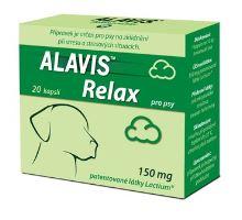 Alavis Relax pro psy 150mg