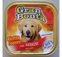 Gran Bonta paštika pro psy 150g