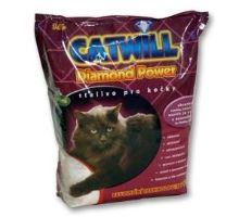Podestýlka Catwill Diamond Power kočka pohlc. pach3,8l