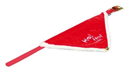 Vánoční šátek pro psa