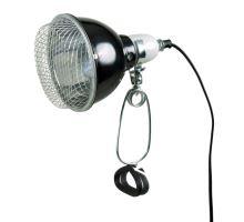 Lampa s ochranným krytem 14x17cm max.výkon 100W