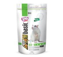 LOLO BASIC kompletní krmivo pro potkany