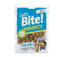 Brit pochoutka Let's Bite Immunity 150g